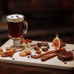 Copa de café irlandés