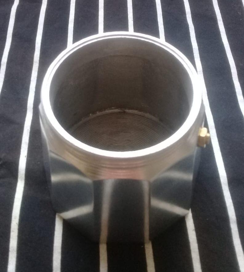 deposito de agua de cafetera italina