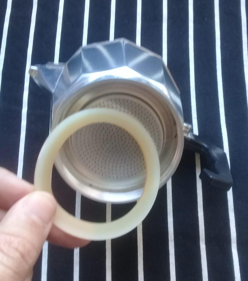 Cafetera Italiana anillo de goma